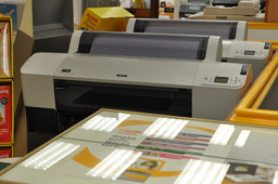 Large Format Printing In Store