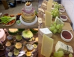 Cater for me Cheeses And Cup Cakes