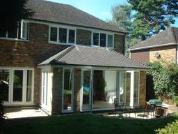 Windlesham, Surrey extension.
