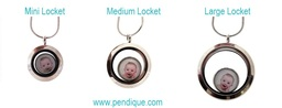 Custom Photo Charms for Memory Lockets