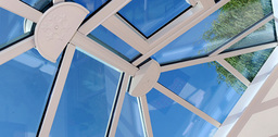 Roof Lantern - Peaceful Home Cousldon