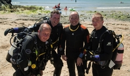 Open Water Completion