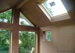 Plastering to small extension, Macclesfield, Cheshire.