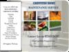 GRIFFITHS HOME MAINTENANCE SERVICE