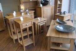Harvest Solid Oak Collection