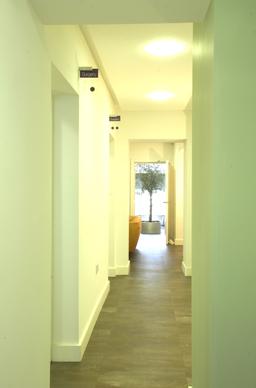 Viva Dental Hallway
