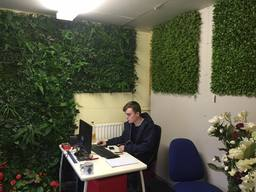 Hedged In Ltd Office Unit 18, Enterprise Center Tw