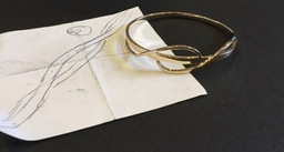 Handmade Jewellery from a drawing