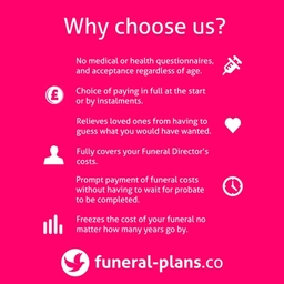 Why choose funeral-plans.co