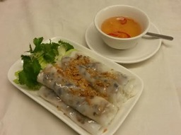 Vietnamese Steamed Rolls