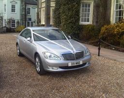 Mercedes S Class LWB (Wedding Car)