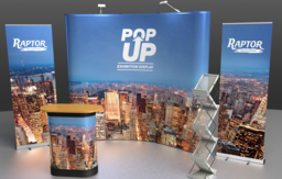 Exhibition stands pack