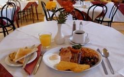 Washington Full English Breakfast