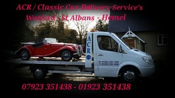 ACR Recovery - Classic Car Delivery Services