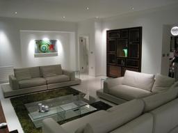 Living Room in London residence