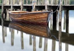 0014 Boat On Derwent Water