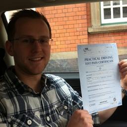 Congratulations to Chris Hughes!