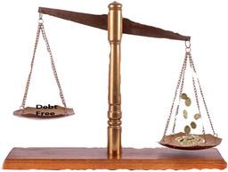 weight of debt