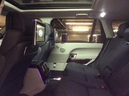 Interior Lwb Range Rover