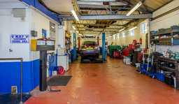 our workshop - walthamstow central garage