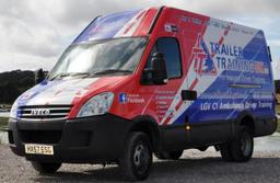 C1 Ambulance Driver Training in Berkshire