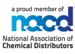 We are members of the National Association of Chemical Distributors - USA