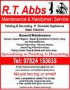 R.T. Abbs Maintenance