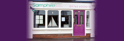 A Frontal View Of The Samphire Bistro.