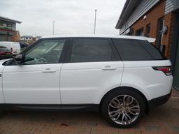 Range Rover Tints