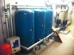 Commercial Hot Water Boilers & Cylinders - Woodfor