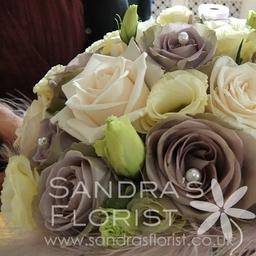 Amnesia Vendela Rose Posy Sandras Florist