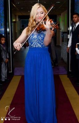 Bollywood Violinist Sheffield Nottingham Leeds