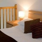 Symonds Yat Rock Lodge Self Catering Mezzanine Bedroom Small