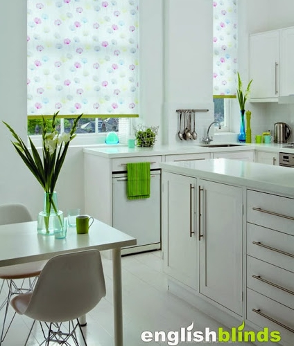 Kitchen Gallery Solihull: English Blinds, 1 Thornhill Road, Solihull, West Midlands