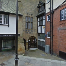 Jane Lewis Chester Office, Clemence House