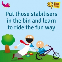 Stabilisers In The Bin