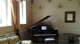 Tregolls Manor Piano Room3