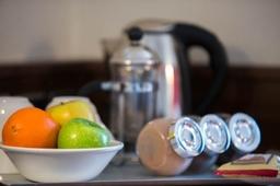 Clifton Hotel Complimentary Hospitality Tray