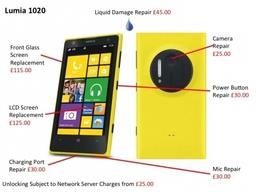 Microsoft Lumia Repairs