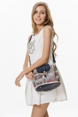 Acess Wholesale London Print Handbags Shoulder bags
