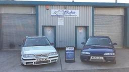 MK Auto's Garage