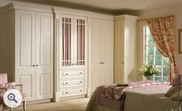 Bedroom Doors in Prague Ivory