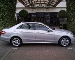 Mercedes E Class Executive Saloon Cars