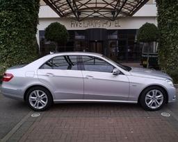 Mercedes E Class Saloon Cars