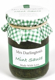 Mrs Darlingtons Retail Jams, Chutneys, Sauces, Mustards and Pickles Preserves