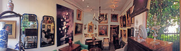 Timothy Langston Fine Art & Antiques inside