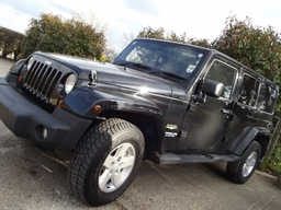 Mobile Remaps can remap 4x4 vehicles such as this Jeep Wrangler