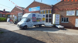 Choice Furniture Delivery van
