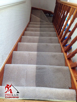 Staircase Carpet Cleaning in Bromley