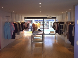 'Women's Clothes shopfit-out - Henley On Thames